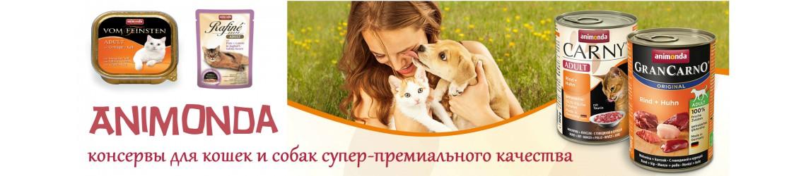 Корм для кошек и собак Анимонда