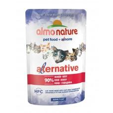 "Корм Almo Nature Alternative для кошек ""Говядина"""