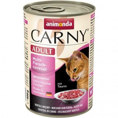 Animonda консервы для кошек мясной коктейль