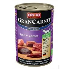 Animonda Gran Carno корм для собак с говядиной и ягненком