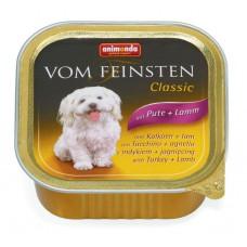 Vom Feinsten корм для собак с индейкой и ягненком