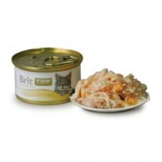 """Brit Care корм для кошек """"Куриная грудка и сыр"""""""