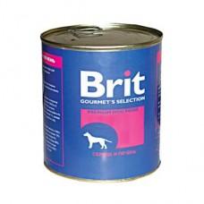 "Brit корм для собак ""Сердце и печень"""