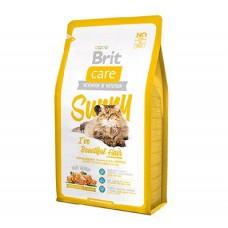 """Корм Brit Care для кошек """"Sunny"""" здоровая кожа и шерсть"""