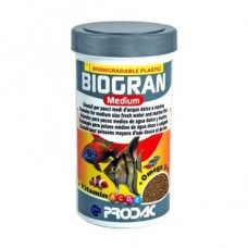 Prodac Biogran Medium для пресноводных и морских рыб средних размеров в гранулах