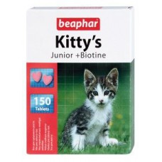Beaphar лакомство для котят с биотином