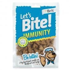 """Brit «Let's Bite!» лакомство для собак """"Иммунитет"""""""