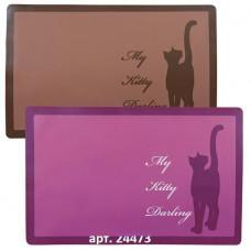 """Коврик под миску для кошек """"My Kitty Darling"""""""