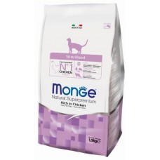 Корм Monge для стерилизованных кошек