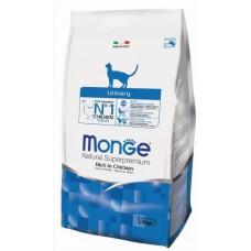 """Корм Monge для кошек """"Urinary"""" профилактика МКБ"""