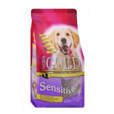 Корм Nero Gold для собак с чувствительным пищеварением с индейкой и рисом