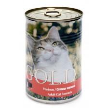 """Nero Gold корм для кошек """"Свежая оленина"""""""