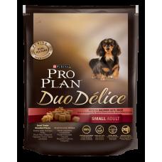Pro Plan Duo Delice корм для собак мелких пород с лососем