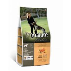 Корм Pronature Holistic для собак утка с апельсином