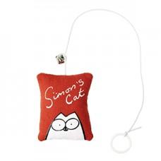 Игрушка для кошек Simons Cat красная
