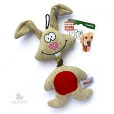 Заяц с двумя пищалками