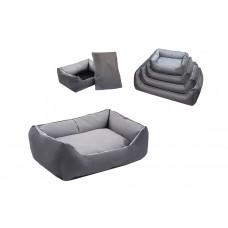 Лежак для собак с подушкой