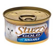 """Stuzzy Gold корм для кошек """"Мусс из камбалы"""""""