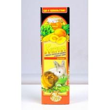 Katrin лакомства для кроликов и морских свинок с абрикосом