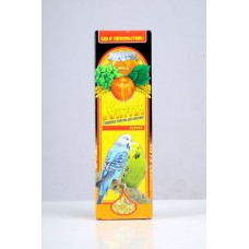 Katrin лакомства для волнистых попугаев с абрикосом