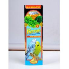 Katrin лакомства для волнистых попугаев с морской капустой