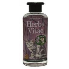 Herba Vitae шампунь антипаразитарный для кошек
