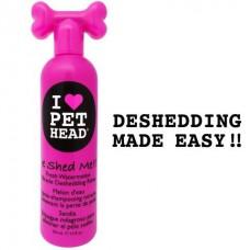 """Pet Head арбузный кондиционер """"Чудо-линька"""" для линяющих собак, с кокосовым маслом"""